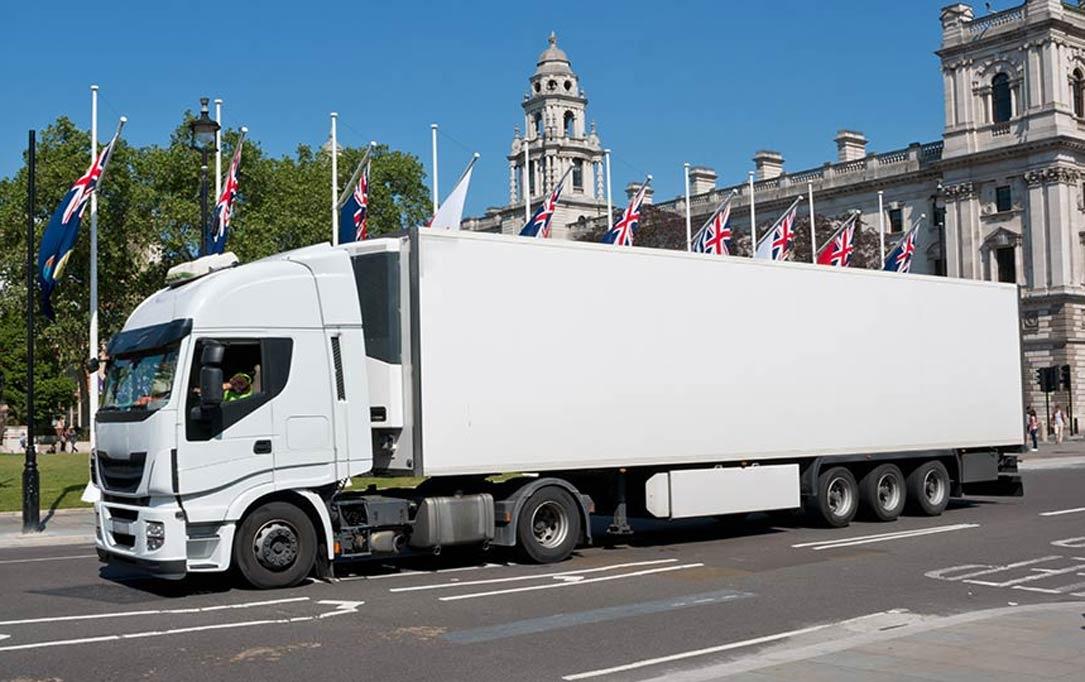 Transport routier à Londres
